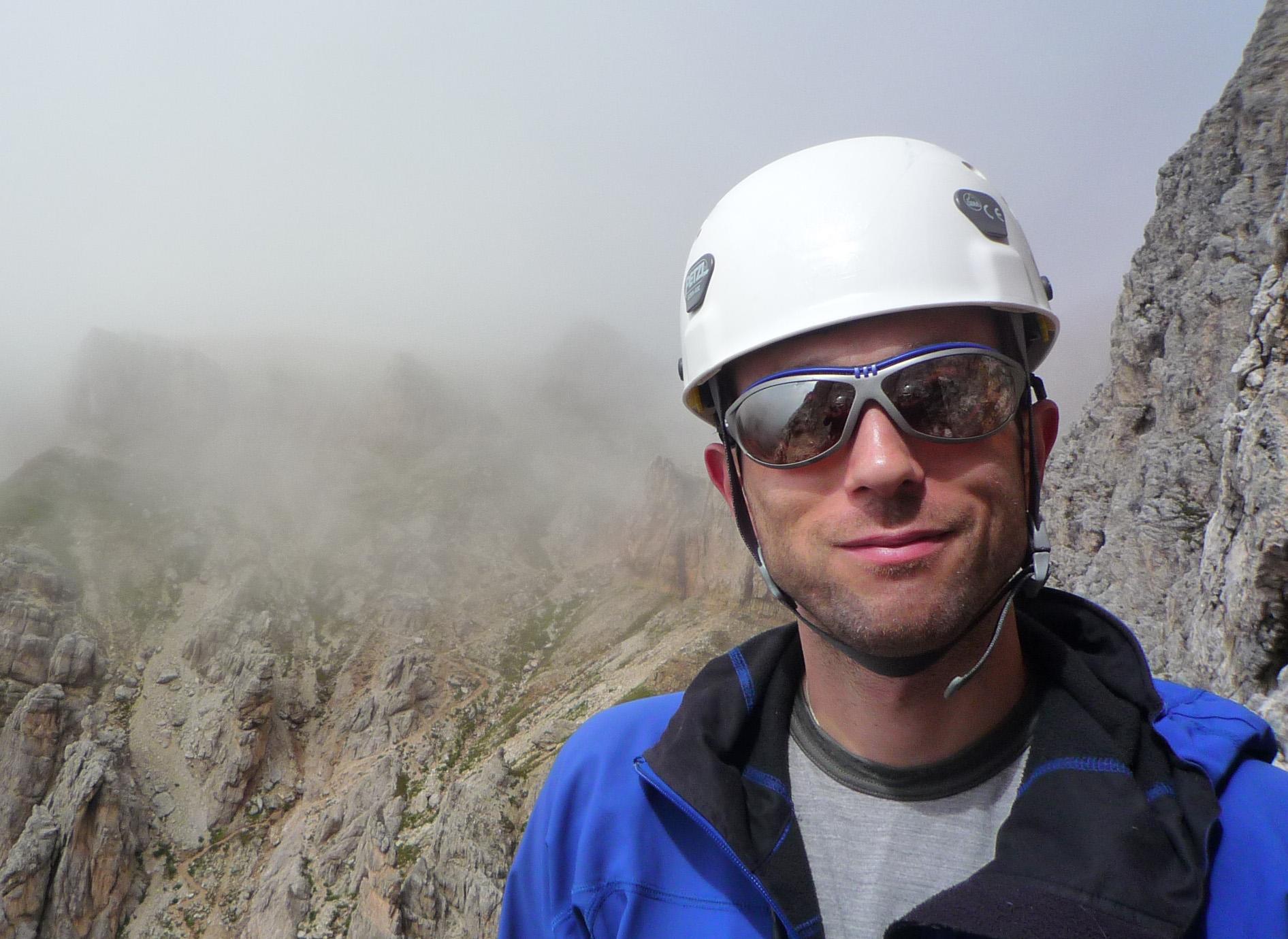 Helmets for Big Heads – the Severe climber