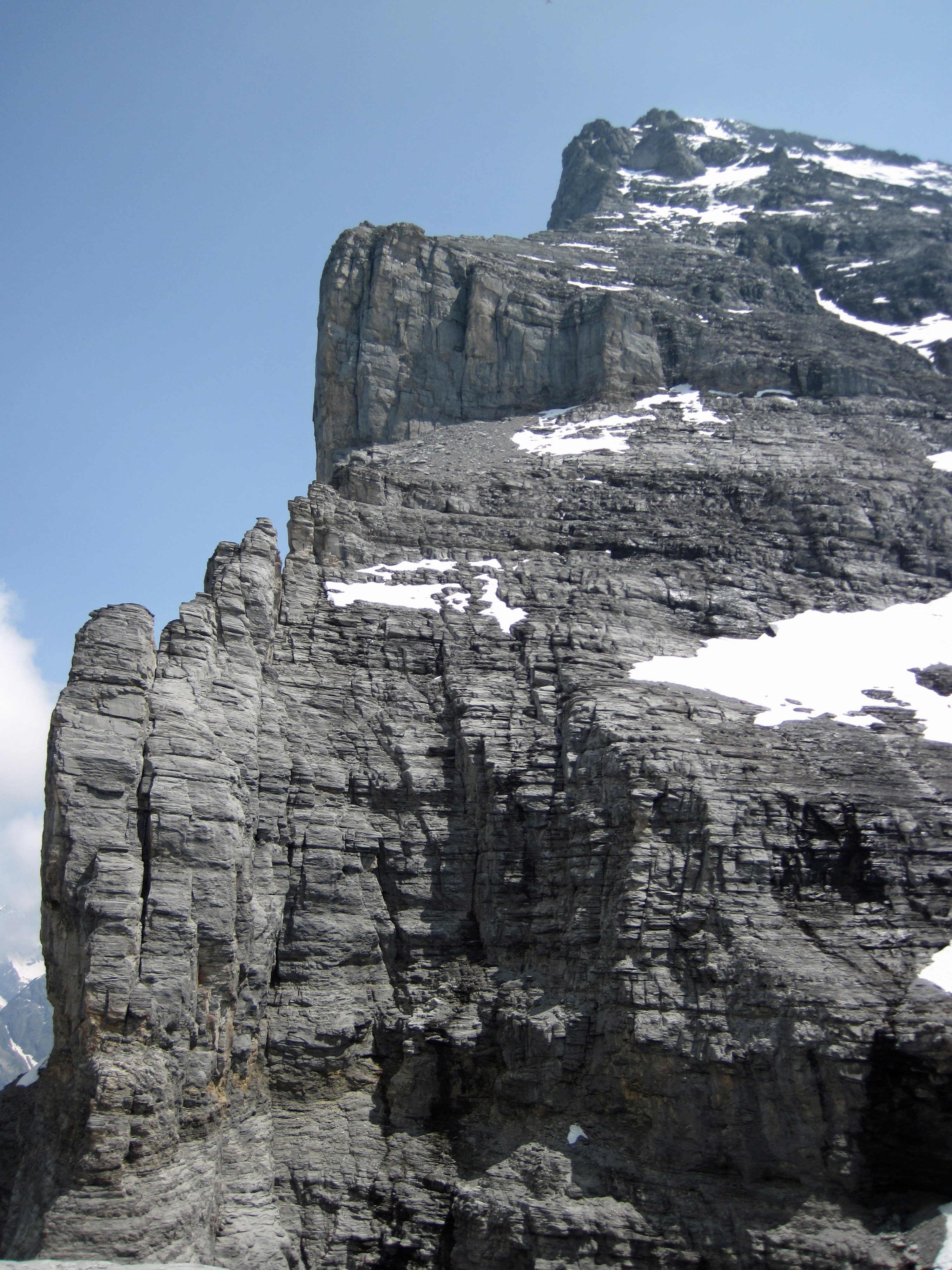 The West Face Of The Eiger From The Summit Of The Rotstock. & Eiger Doors Review u0026 The Eiger Collection By Mammut: GearLimits ... pezcame.com