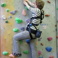 Climbing for Two: climb when ready