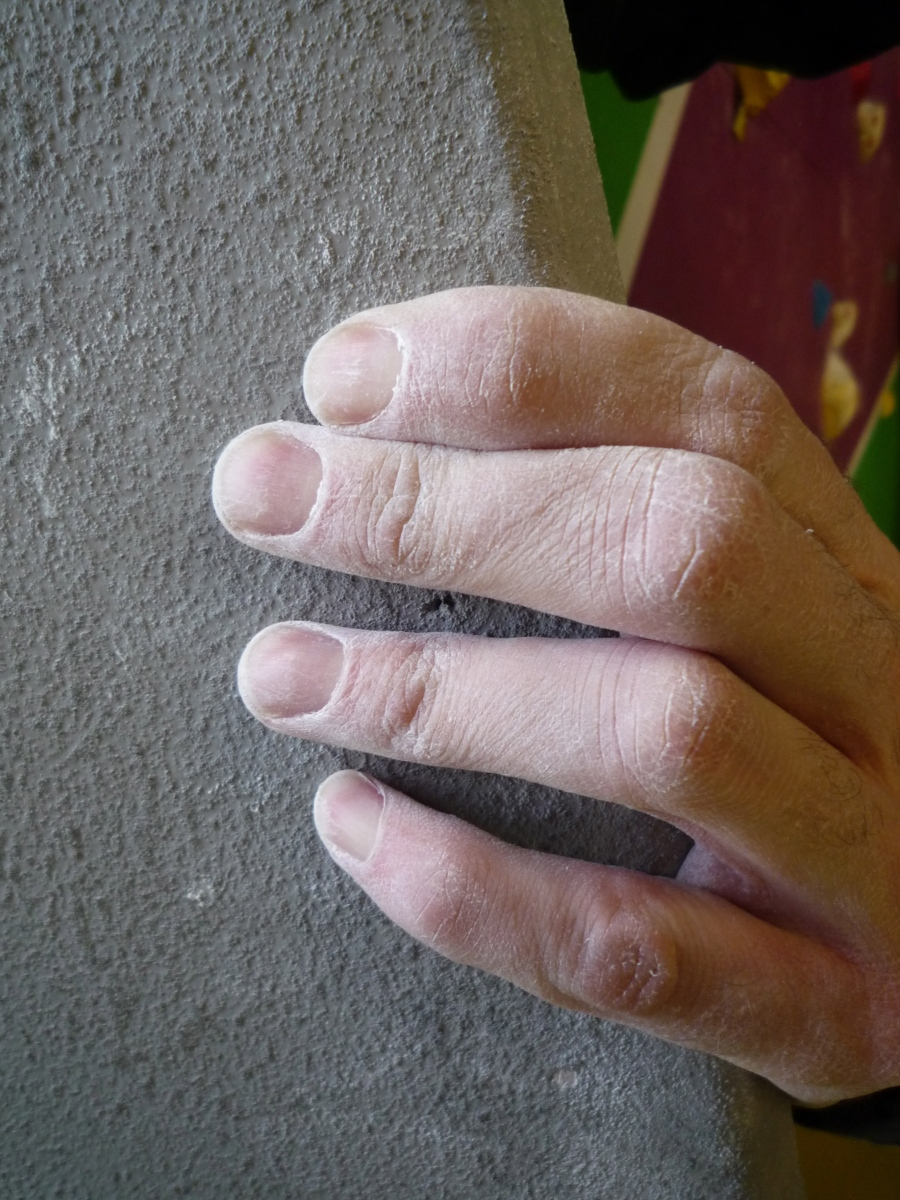 A Better Balm - review of hand balms for rock climbers