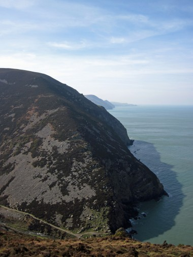 Heddon's Mouth, where the River Heddon meets the sea.