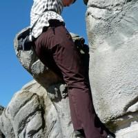 Climbing Concrete