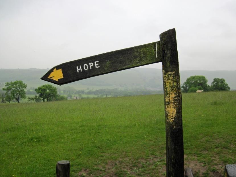 Hopeful Climbing