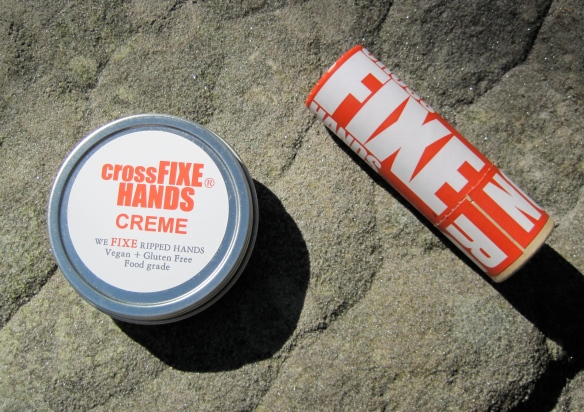crossFIxe Hands Creme and Hands Tube