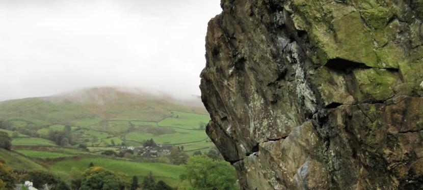 Climbing a WetBadger
