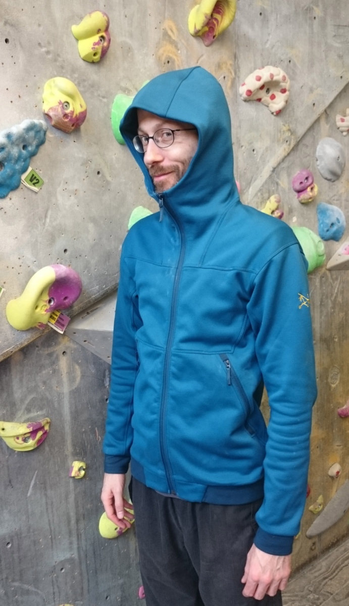 A Cut Above - Arc'teryx Straibo Hoody Review
