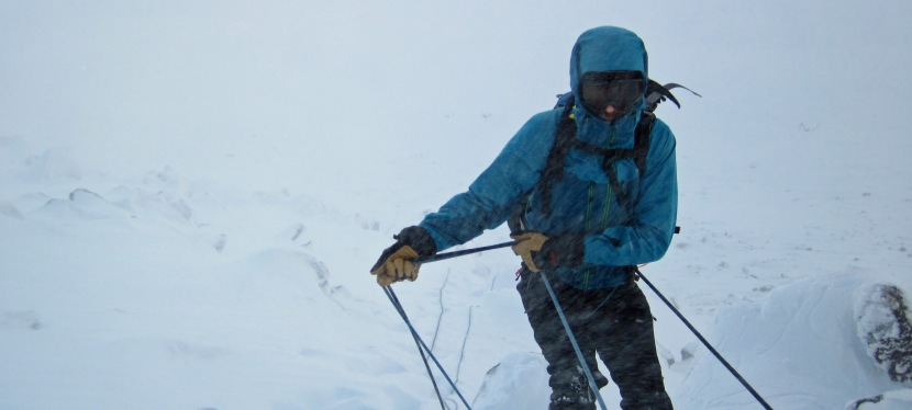 The Winter Mountaineer