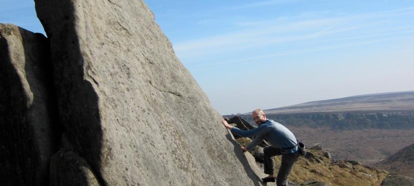 Spring Climbing