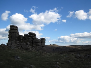 Hound Tor and Haytor