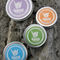 Got Giddy - a review of Giddy balms