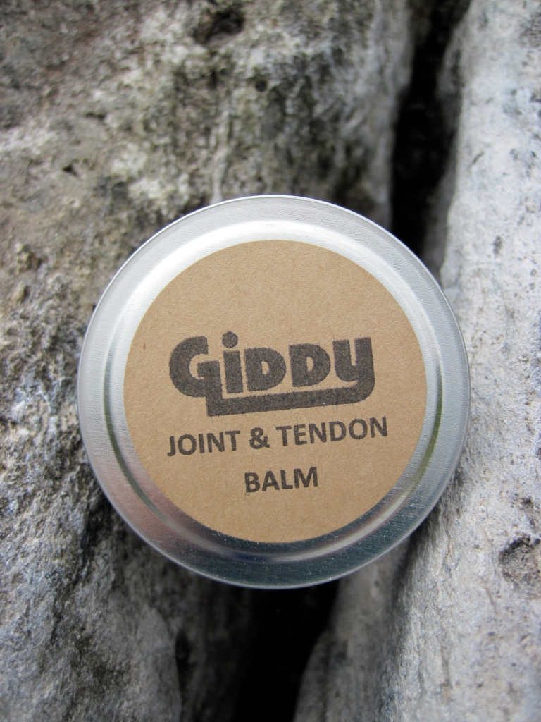 Giddy Joint and Tendon Balm.