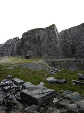 Dinorwig Slate Quarry
