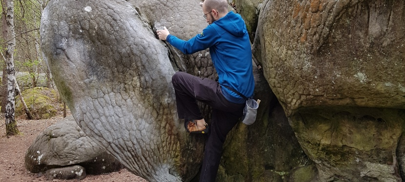 Back in the Woods – Bouldering inFontainebleau