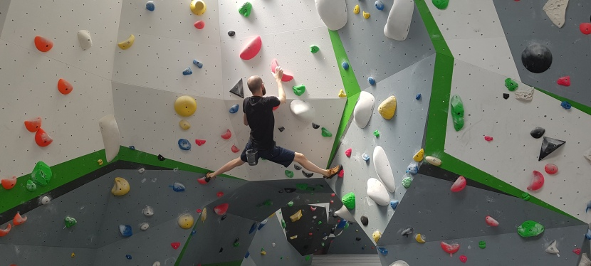 Stronghold Climbing Centre review