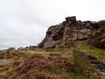 The Upper Tier of the Roaches.