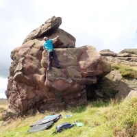 Roaches and Newstones Bouldering