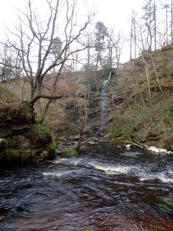 Mallyan Spout and West Beck.
