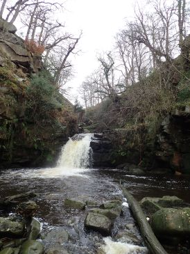 Thomason Foss near Beck Hole, North Yorkshire.