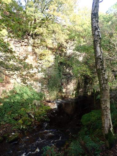 We walked along the River Dane from Gradbach to Danebridge.